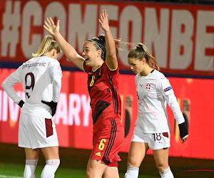 🎥 De Tessa Wullaert à Janice Cayman: quatre candidates pour le goal de l'année des Red Flames