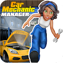 Car Mechanic Manager icon