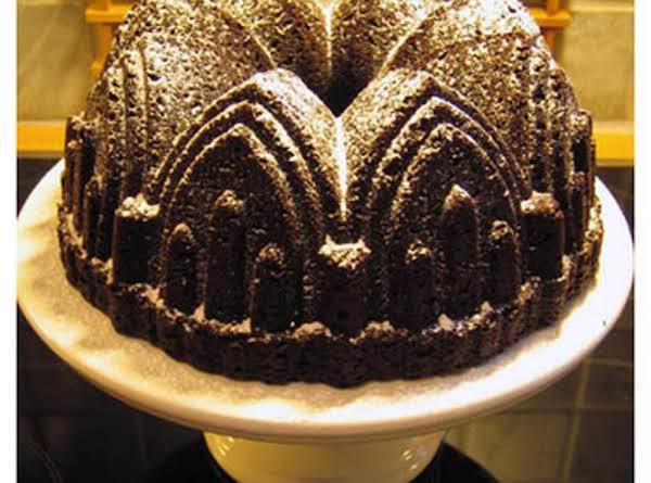 Easy Chocolate Orange Cake