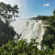Waterfalls Zambia