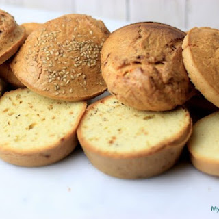 The Ultimate Keto Buns (Paleo/Low Carb/Gluten & Dairy-free).