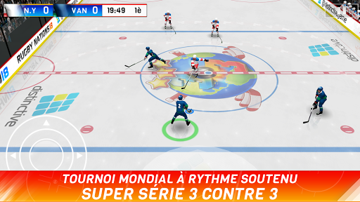 Code Triche Hockey Nations 18  APK MOD (Astuce) screenshots 3