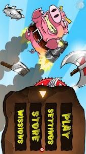 Flying Pig game screenshot 2