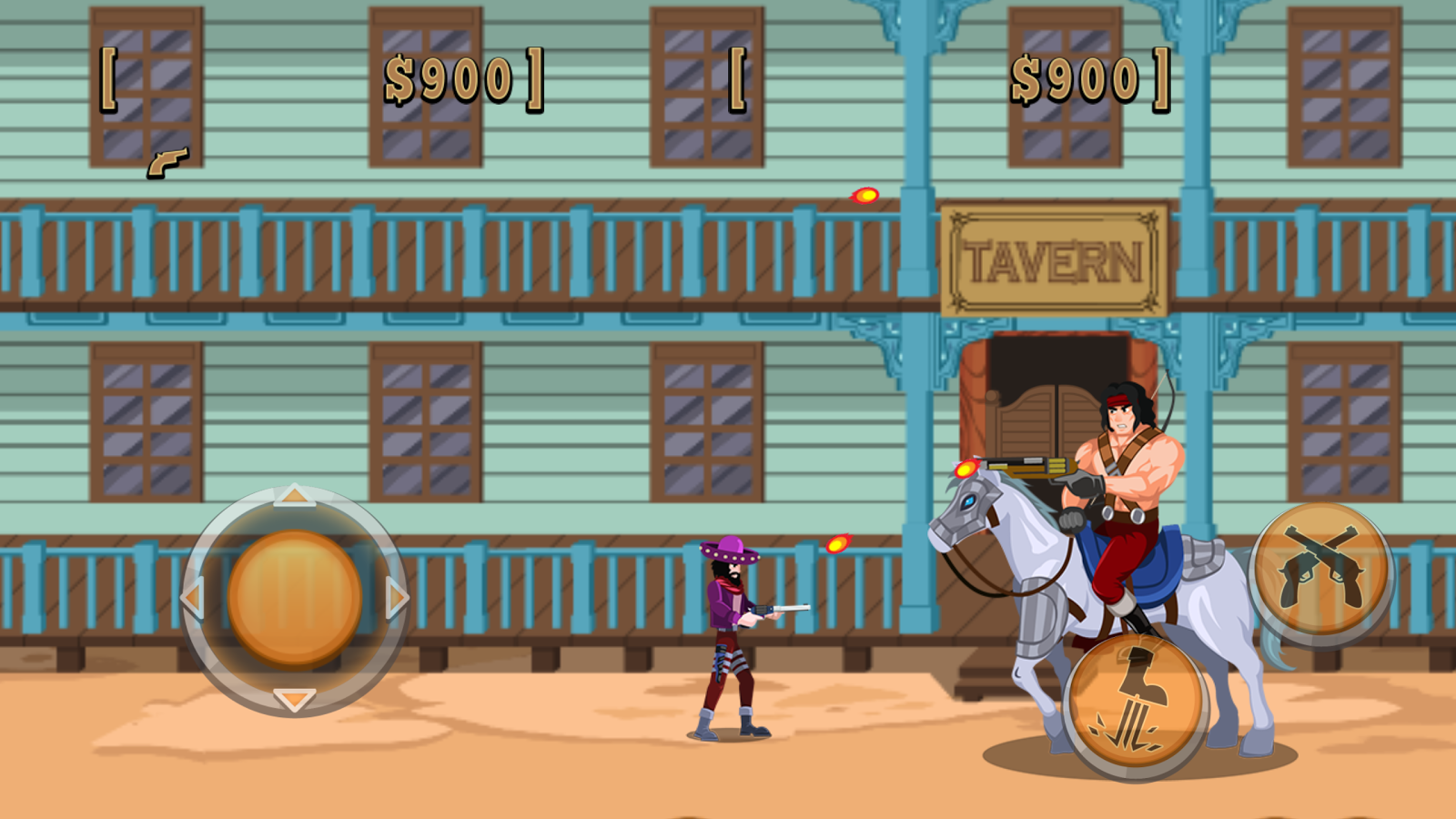 West Rider- screenshot