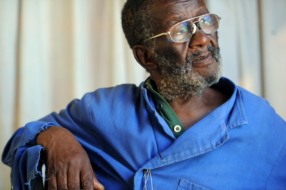 ANC mourns death of renowned storyteller, healer Credo Mutwa - SowetanLIVE