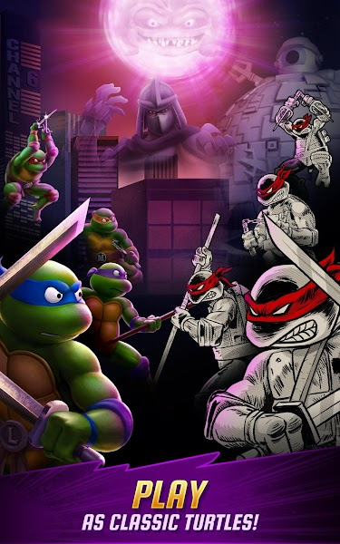 Ninja Turtles: Legends v1.8.21 [Mod Money]