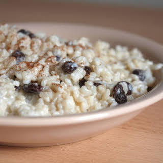 Rice Pudding With Instant Rice Recipes.