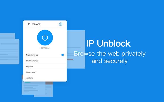 IP Unblock