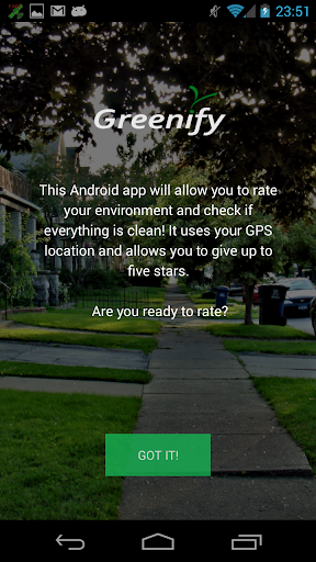 Greenify screenshot 2
