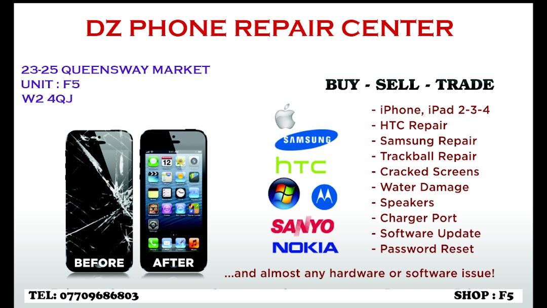 DZ PHONE REPAIR CENTER - Computer Repair Service