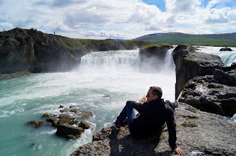 Photo: Godafoss
