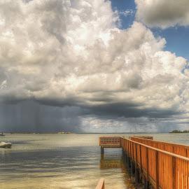 Rain Shaft by Edward Allen - Buildings & Architecture Other Exteriors (  )