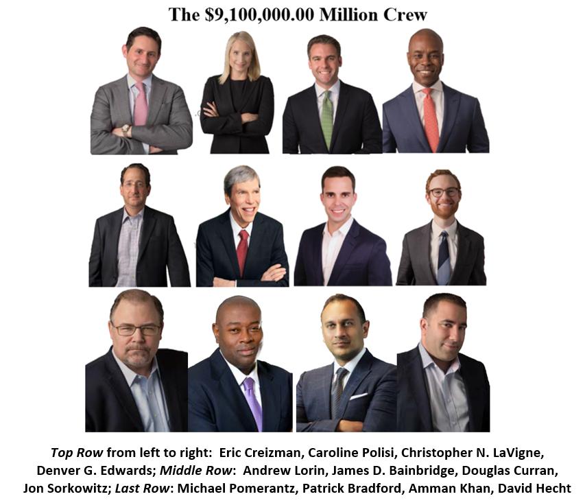 Pierce Bainbridge Litigation Finance Plays: The $1 Billion Lie and The $65 Million Debt 11