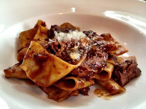 Tuscan-style Braised Beef, [ Stracotto Toscano]