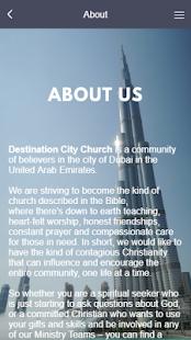 Destination City Church - náhled