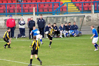 Photo: 15/03/08 v Berwick Rangers (SFL3) 1-2 - contributed by Gary Spooner