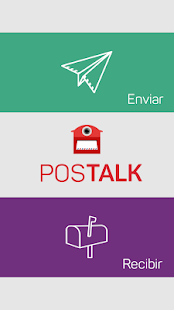 Postalk- screenshot thumbnail