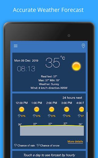 Weather Forecast - Weather Radar & Weather Widget screenshot 19