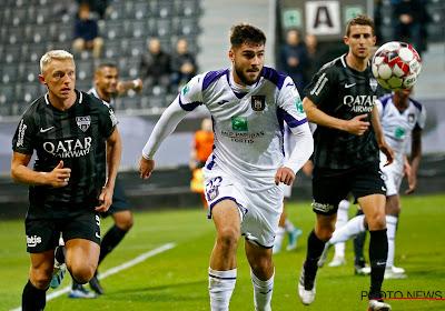 Anderlecht fixe le prix du transfert d'Elias Cobbaut