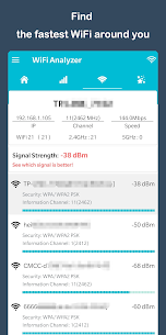 WiFi Analyzer Pro Apk (No Ads) – WiFi Test & WiFi Scan 4