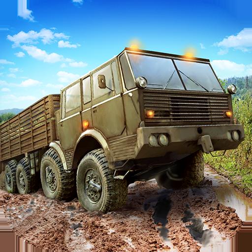 Truck Tires Offroad Simulator 3D