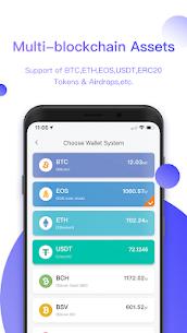 Bitpie Wallet – Bitcoin USDT ETH EOS BCH TRON LTC 1