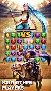 Empires & Puzzles: Epic Match 3 Mod 37.0.1 Apk [Unlimited Money] 3