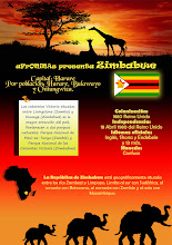 Photo: Un país de África: Zimbabwe