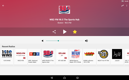 Radio USA FM 6.1 screenshots 7