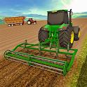 Modern Farming Simulation: Tractor & Drone Farming icon