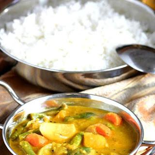 South Indian Sambar.