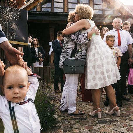 Wedding photographer Jacek Waszkiewicz (jacekwaszkiewicz). Photo of 19.10.2017