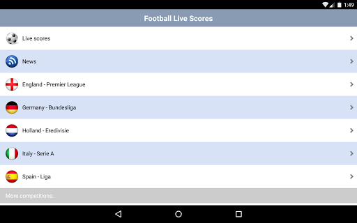 Football Live Scores  5