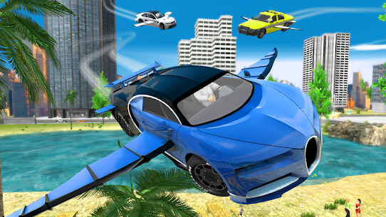 Flying Car Transport Simulator Apk Download For Android and Iphone 8