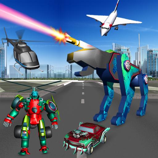 模擬App|Leopardのロボット変換 LOGO-3C達人阿輝的APP