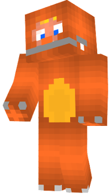 Dracaufeu Nova Skin