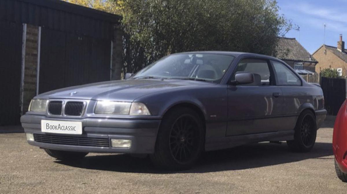 BMW E36 328i Hire Enfield
