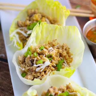 PF Chang's Lettuce Wraps (Copycat).