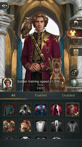 War Eternal - Epic Kingdoms 1.0.33 screenshots 8
