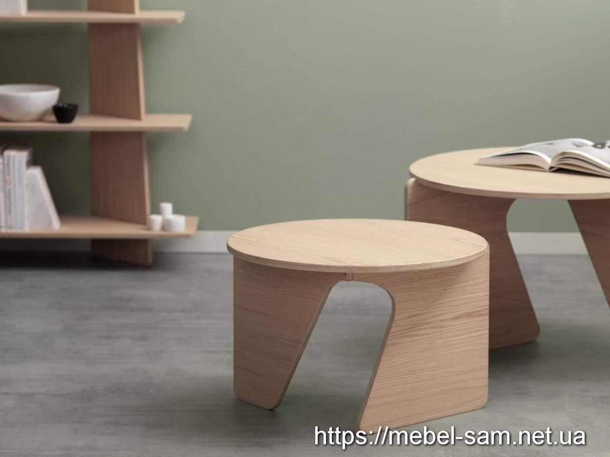 кофейный столик из фанеры. есть несколько размеров