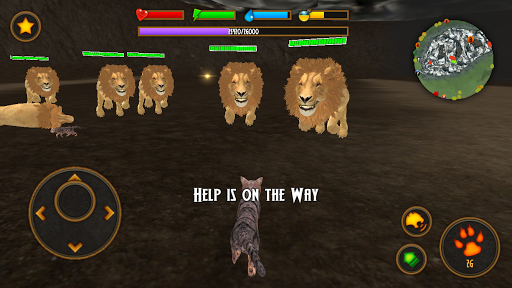 Clan of Cats screenshot 5