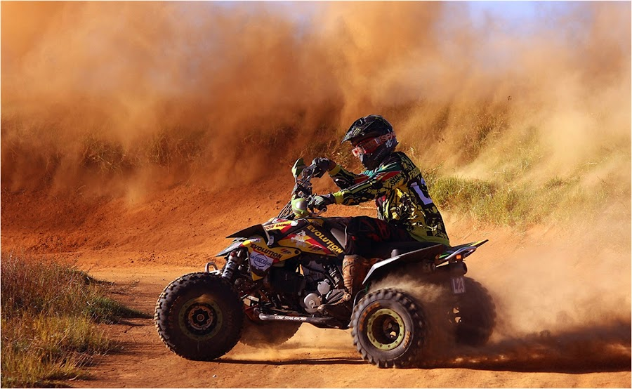 Dirtracer by Lize Hill - Sports & Fitness Motorsports (  )