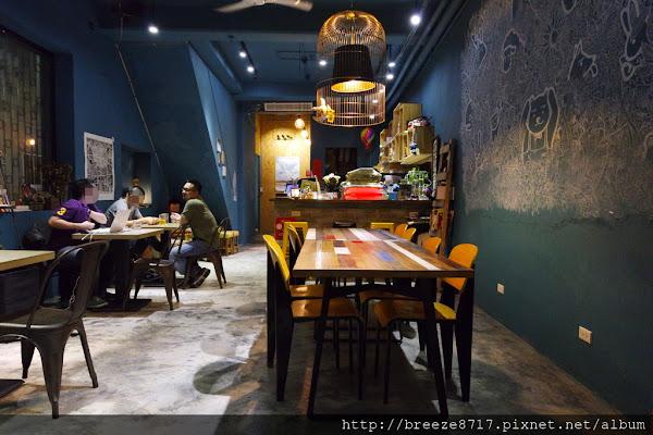 癮俬咖啡 INS CAFE。西門鬧中取靜溫馨好空間
