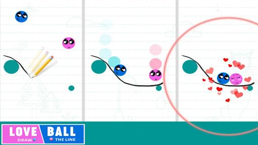 Love Ball - Draw The Line 1.1.0 screenshots 1