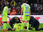 Gand doit terminer la saison sans un de ses leaders Timothy Derijck