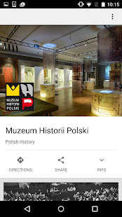 Polish History Museum- screenshot thumbnail