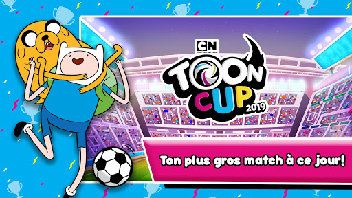 Toon Cup - Le jeu de foot de Cartoon Network astuce APK MOD capture d'écran 1