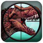 Deadly Dino Hunt: Sniper Shoot