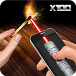 Simulator Laser X100 Icon