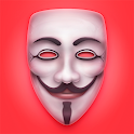 Anonymous Face Mask 2 icon